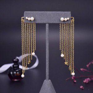 Dior tassel earrings